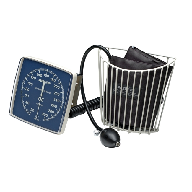 Sphygmomanometer Abn Aneroid Wall Mounted