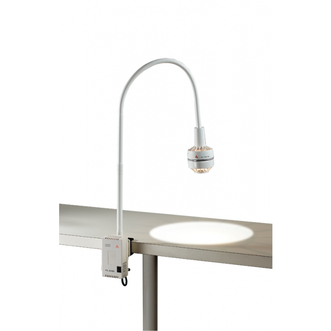 Light HL5000 With Bed Clamp Mount